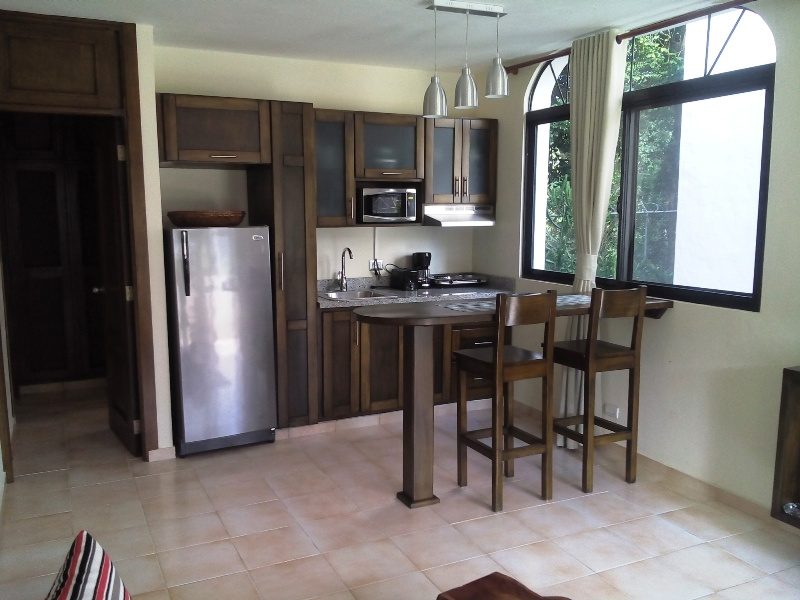 Kitchen, Sosua-Renovated-Condo-For-Sale