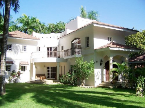 Income villa in Cabarete